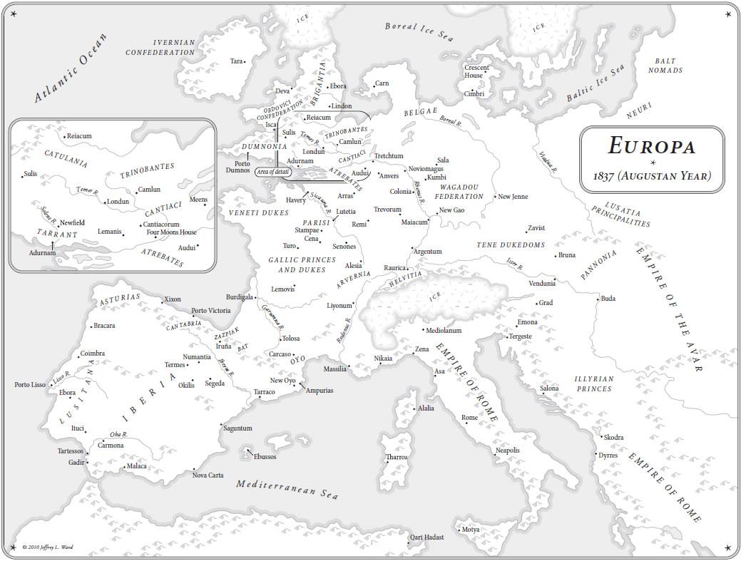 Cold Magic - KateElliott on terre d'ange map, malazan world map, randland map, camorr map, tamil map,